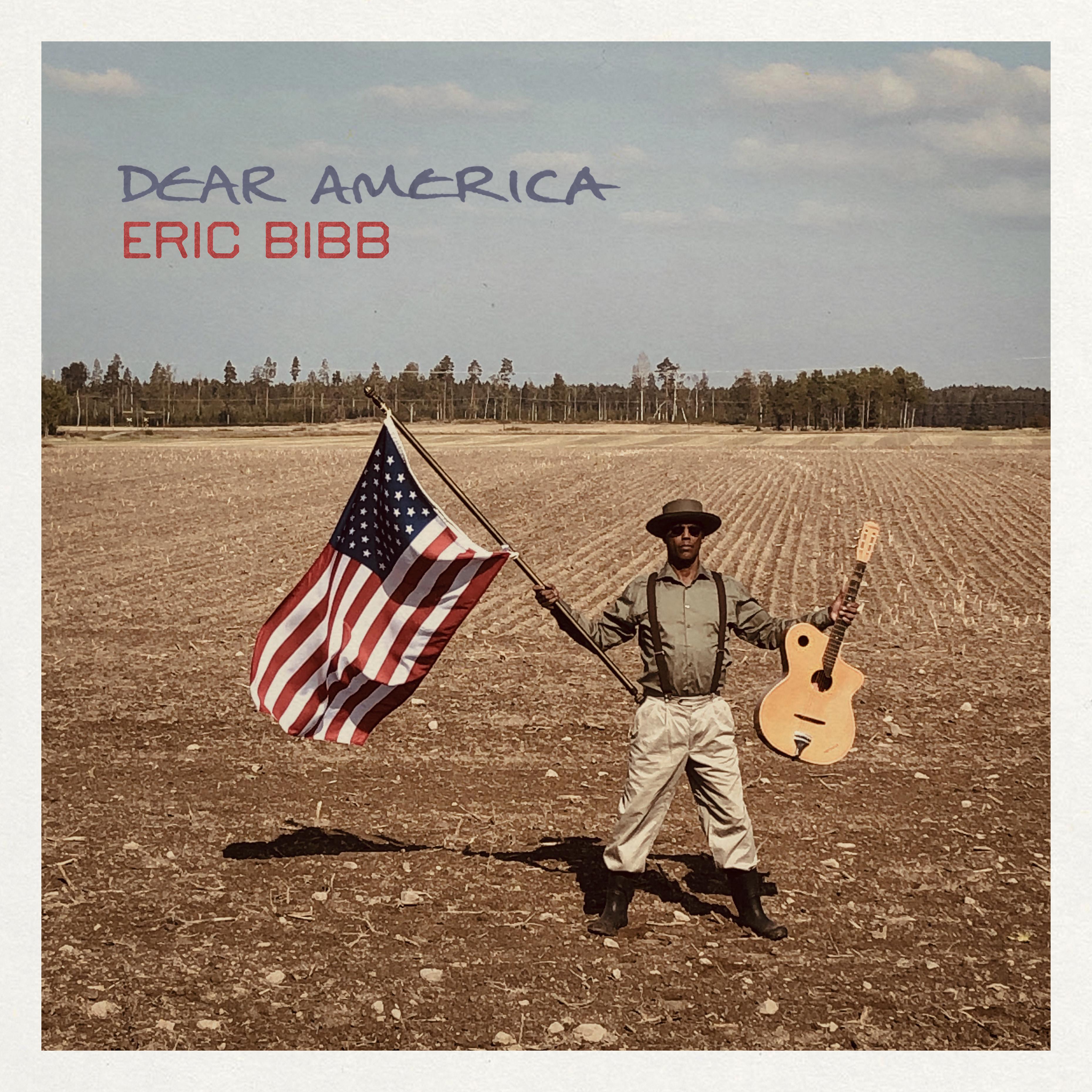 <h5>Eric Bibb<br>Dear America</h5>