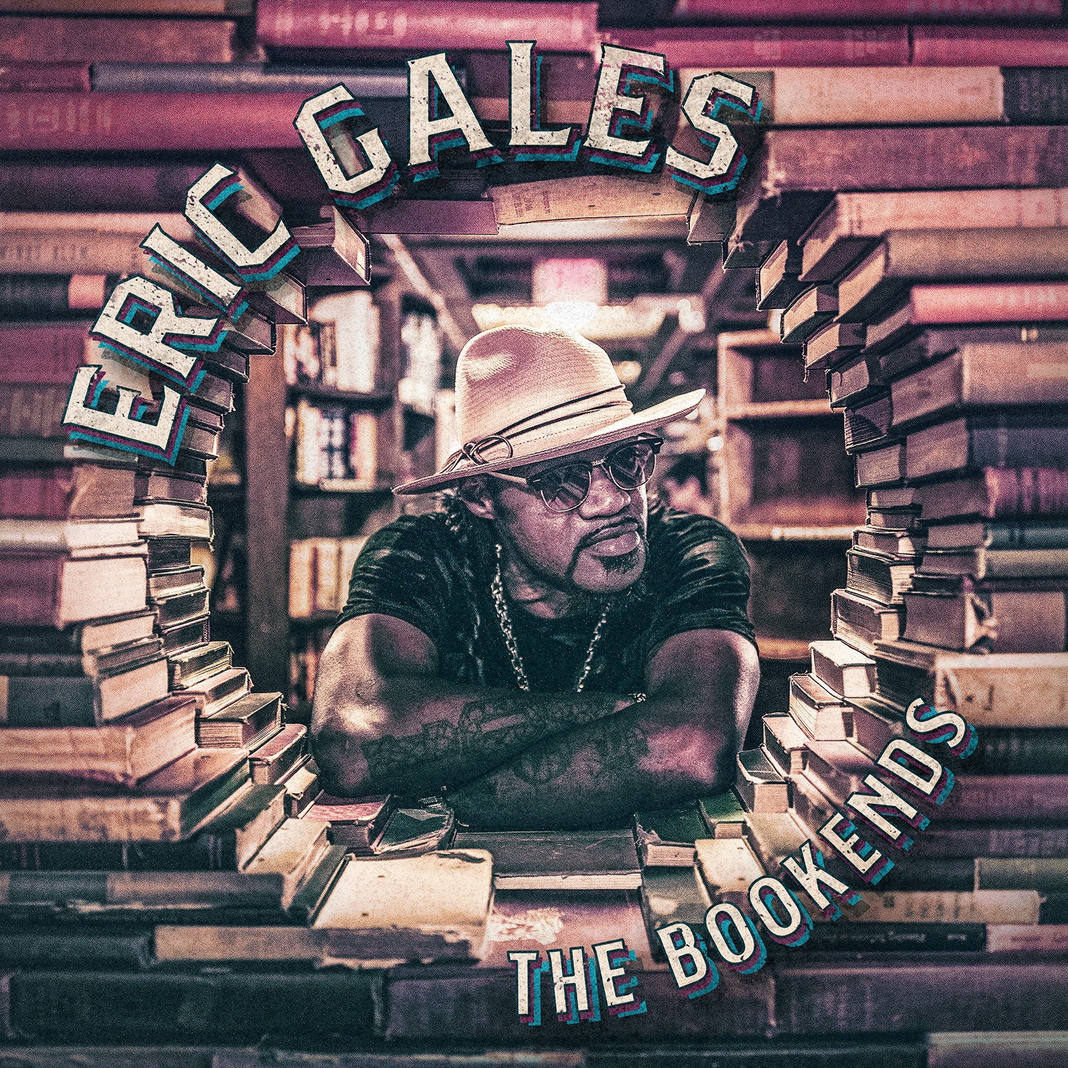 <h5>Eric Gales<br>The Bookends</h5>