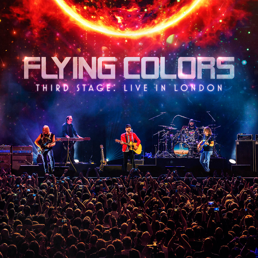 <h5>Flying Colors<br>Third Stage: Live In London</h5>