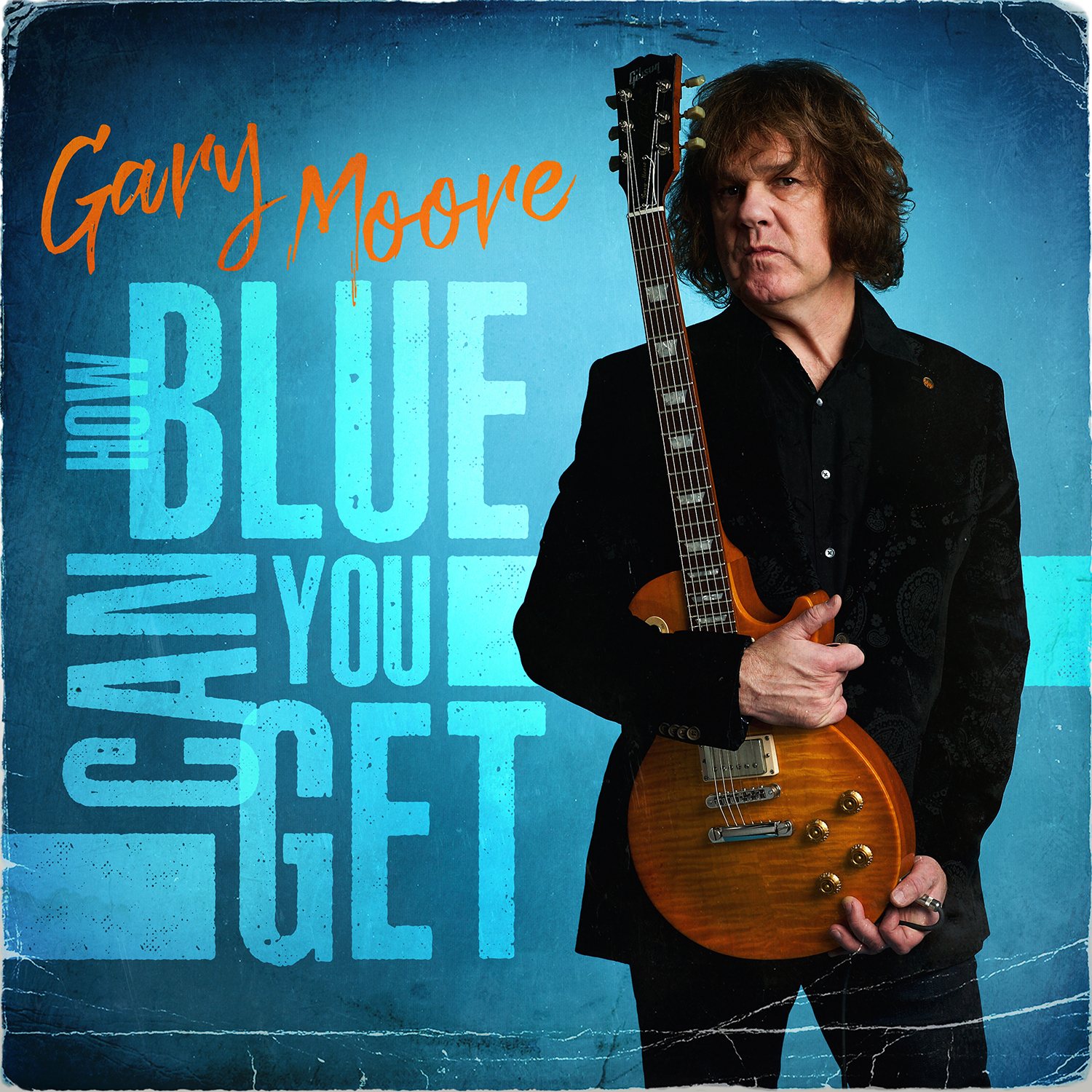 <h5>Gary Moore<br>How Blue Can You Get</h5>