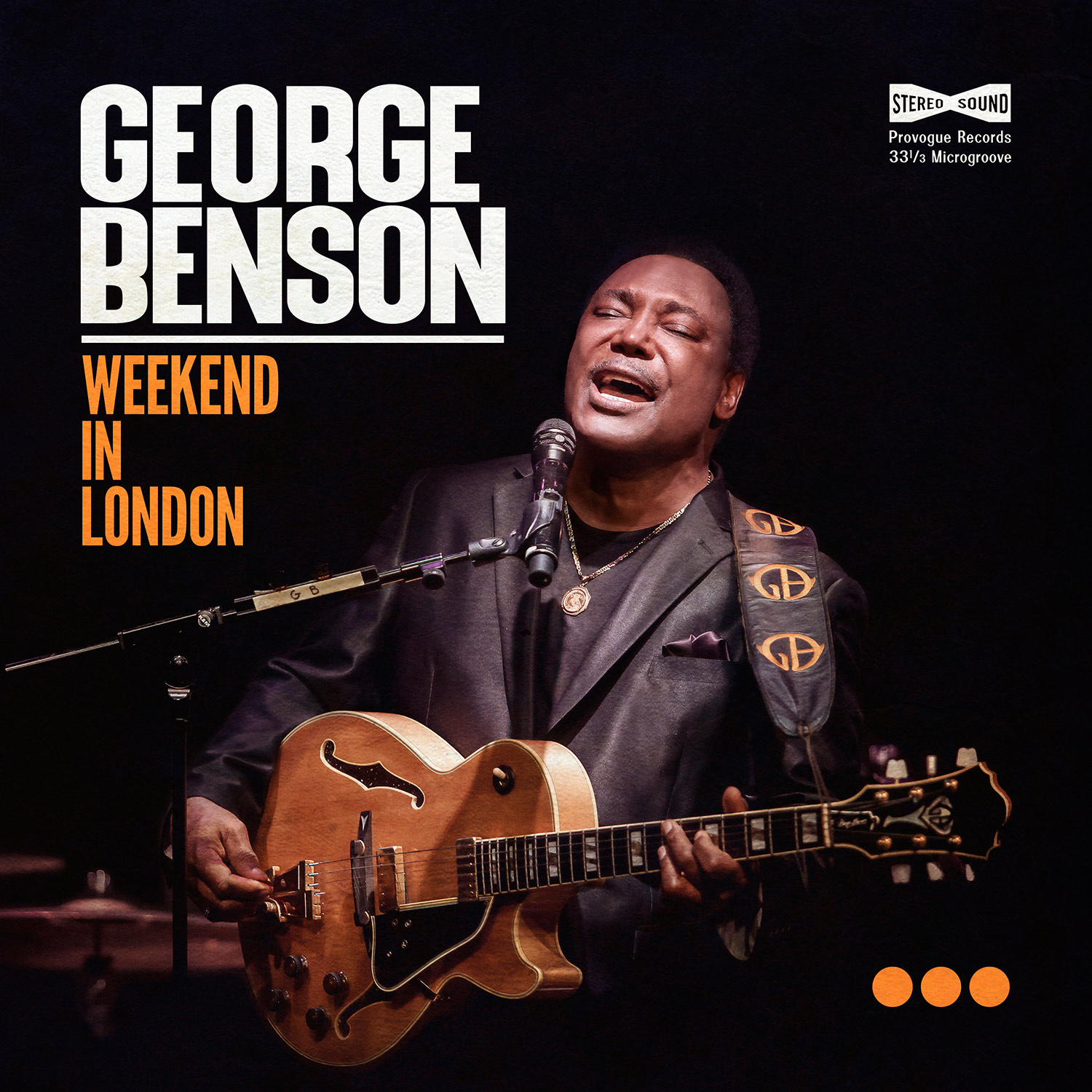 <h5>George Benson<br>Weekend In London</h5>