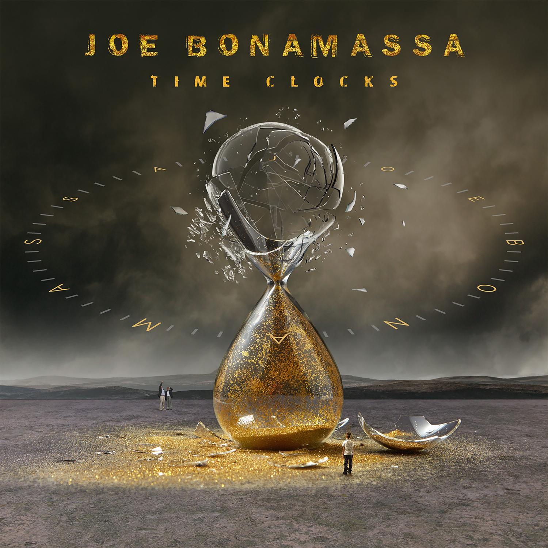 <h5>Joe Bonamassa<br>Time Clocks</h5>
