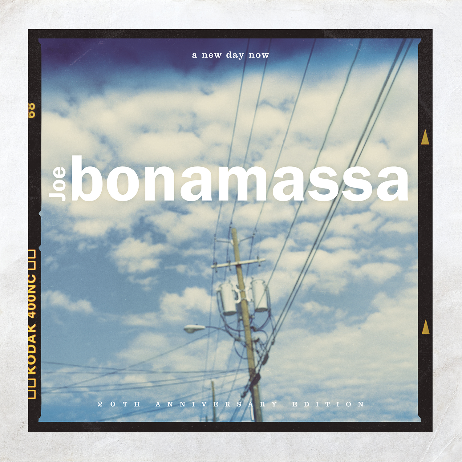 <h5>Joe Bonamassa<br>A New Day Now</h5>