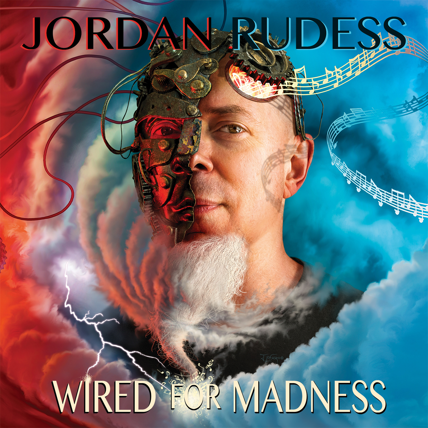 <h5>Jordan Rudess<br>Wired For Madness</h5>