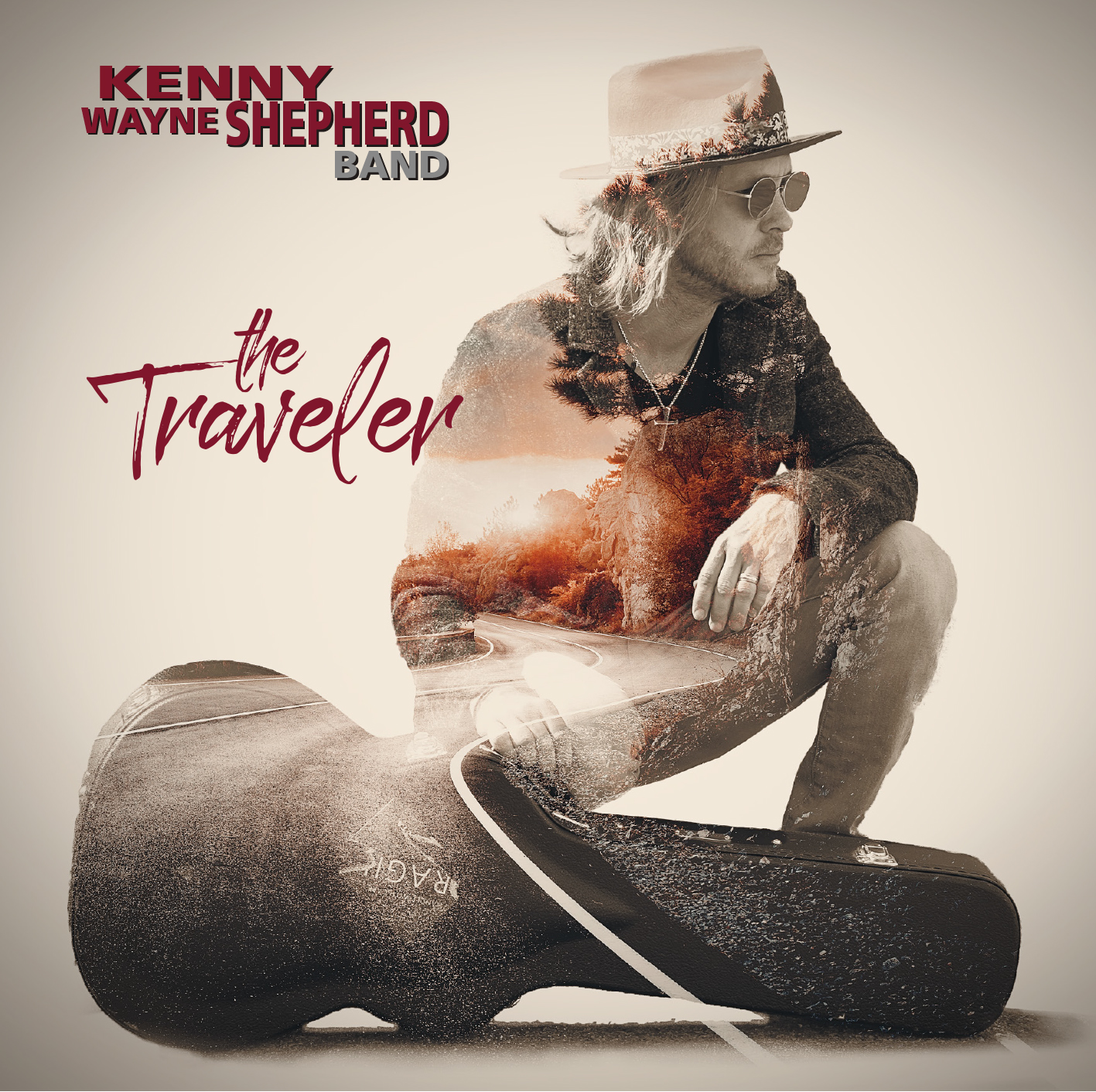 <h5>Kenny Wayne Shepherd Band<br>The Traveler</h5>