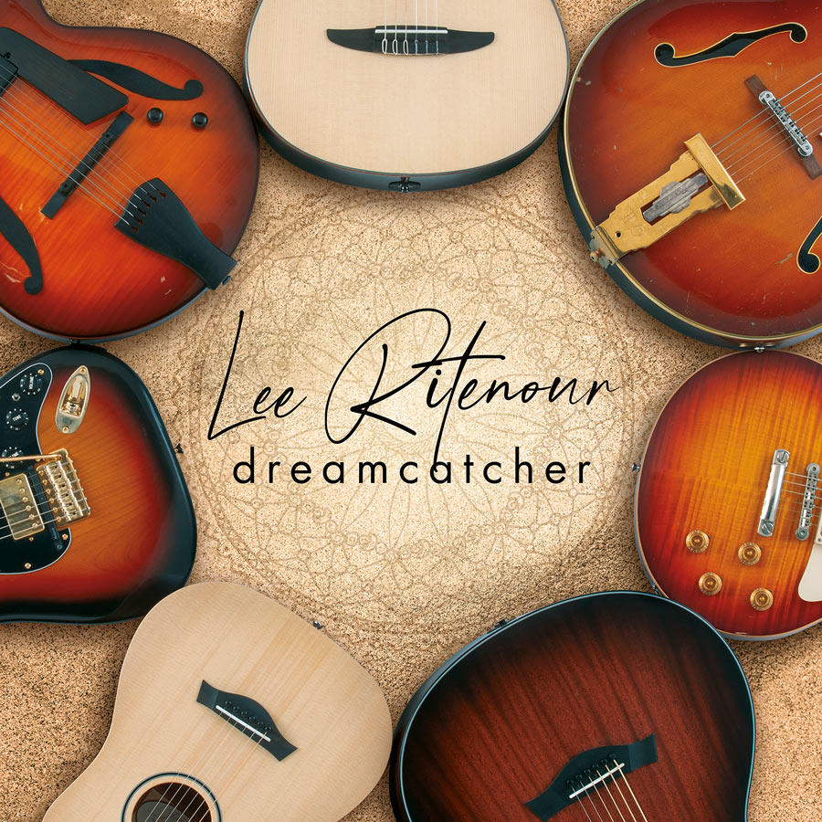 <h5>Lee Ritenour<br>Dreamcatcher</h5>