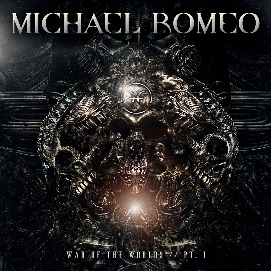 <h5>Michael Romeo<br>War Of The Worlds - Part 1</h5>
