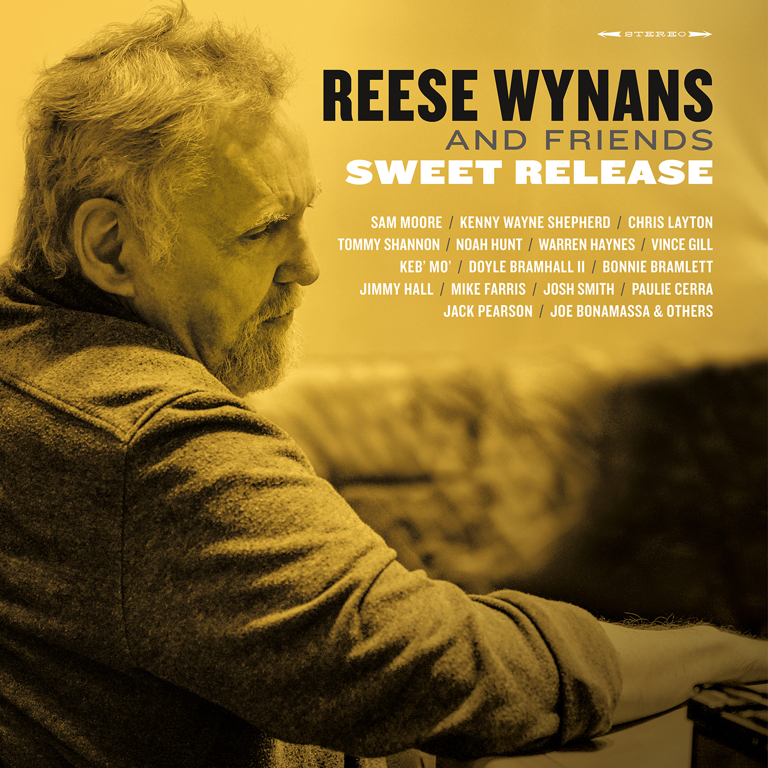 <h5>Reese Wynans And Friends<br>Sweet Release</h5>