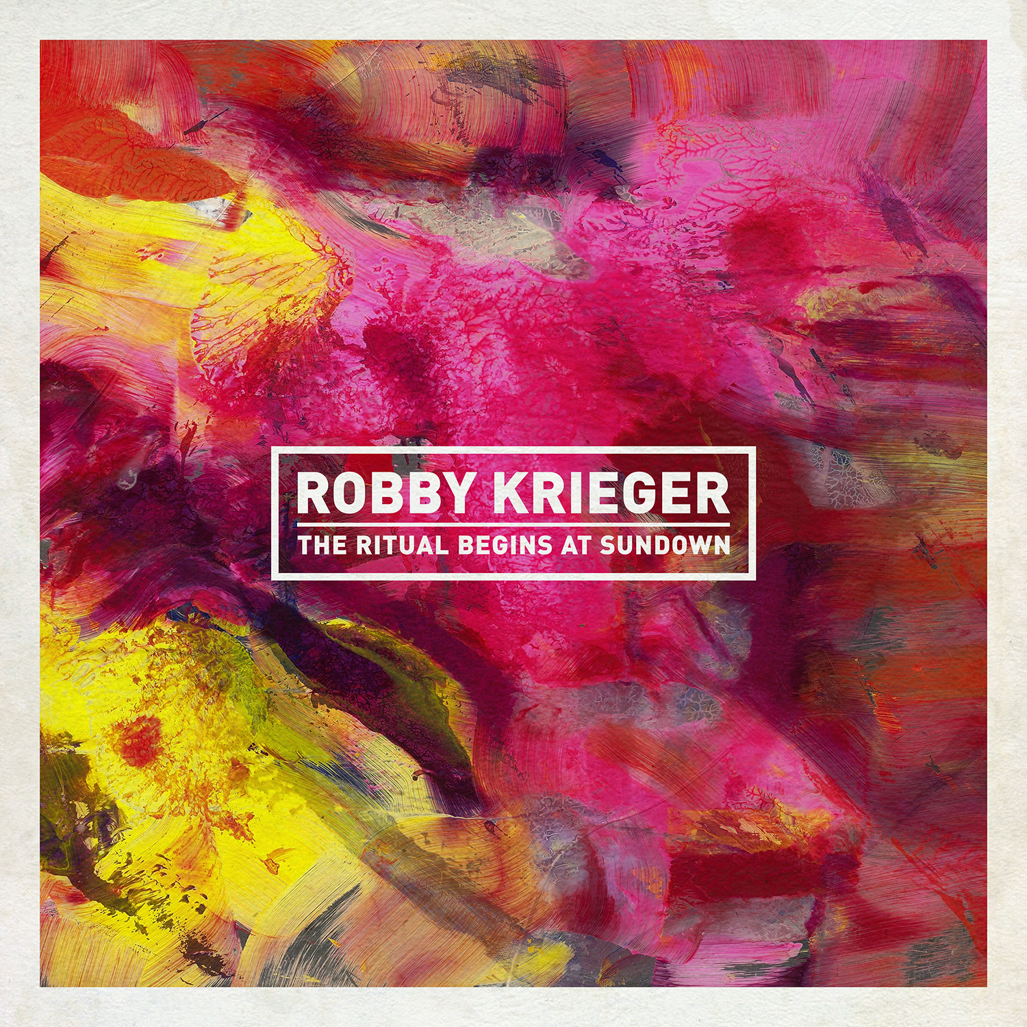<h5>Robby Krieger<br>The Ritual Begins At Sundown</h5>